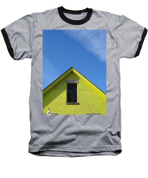 Yellow Peak Baseball T-Shirt
