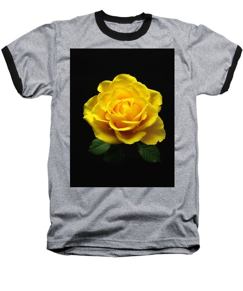 Yellow Rose 6 Baseball T-Shirt