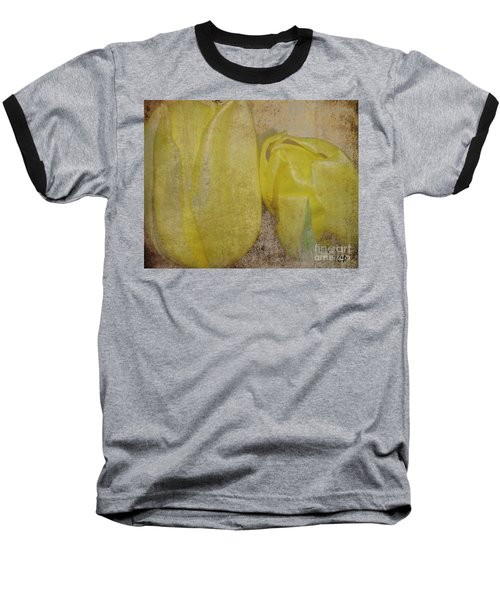 Yellow Strands Baseball T-Shirt