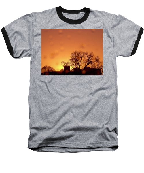 Yellow Sun Baseball T-Shirt