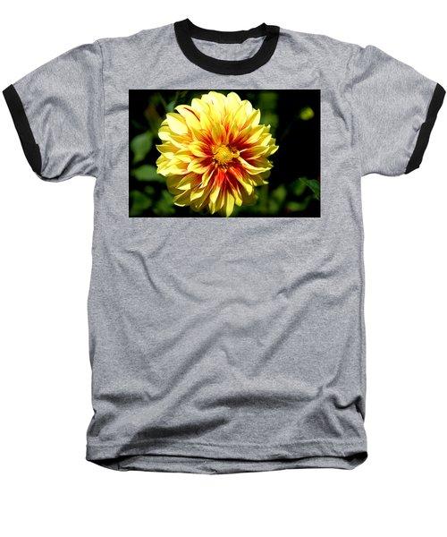 Yellow Sunshine Baseball T-Shirt