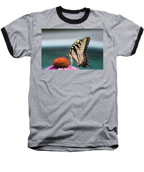 Yellow Swallowtail II Baseball T-Shirt