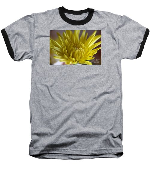 Baseball T-Shirt featuring the photograph Yellow Yellow by Yumi Johnson