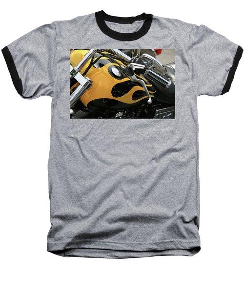 Yellowjacket Baseball T-Shirt