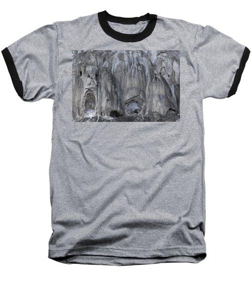 Yellowstone 3683 Baseball T-Shirt by Michael Fryd