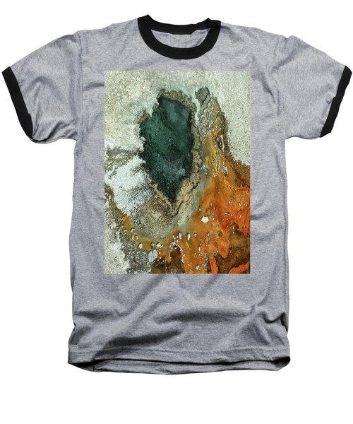 Yellowstone Landscape Baseball T-Shirt