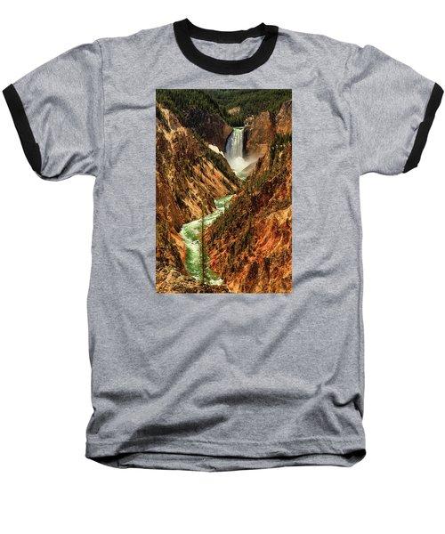 Yellowstone Baseball T-Shirt