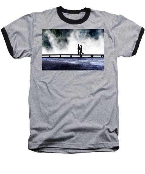 Yellowstone Walkers Baseball T-Shirt