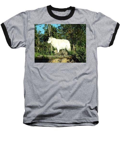 Yellowstone Wolf Pack Member Baseball T-Shirt