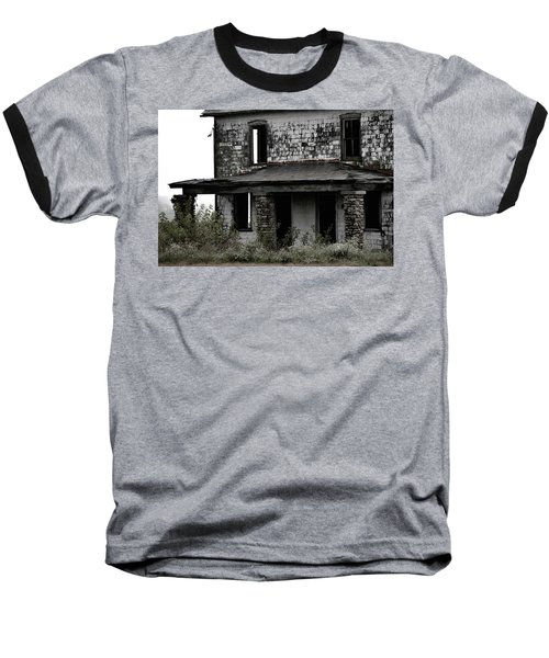 Yesterdays Front Porch Baseball T-Shirt