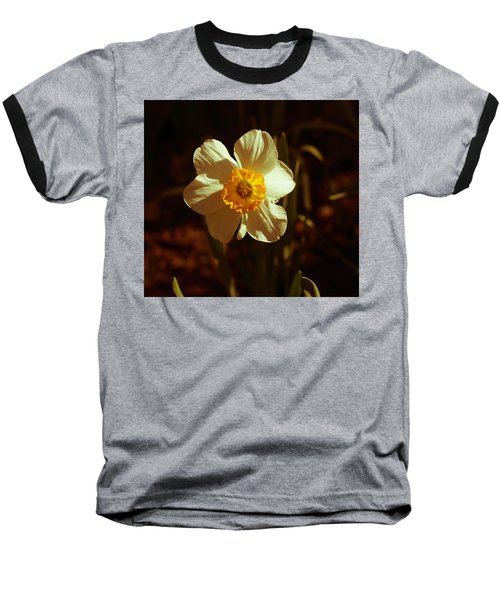 Yesteryear Daffodil Baseball T-Shirt