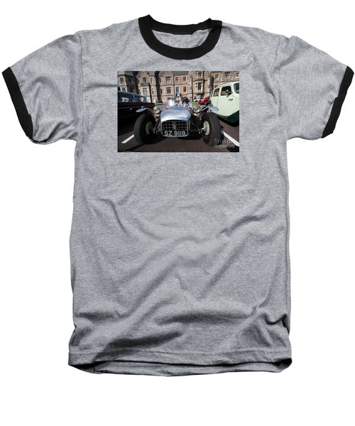Baseball T-Shirt featuring the photograph Yesurday  by Gary Bridger