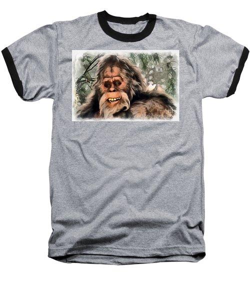 Yeti Baseball T-Shirt