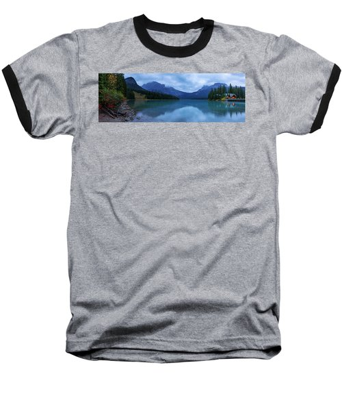 Baseball T-Shirt featuring the photograph Yoho by Chad Dutson