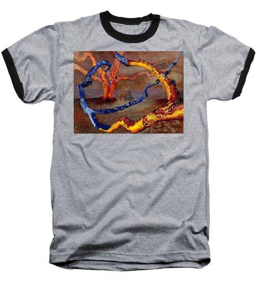 Yolande's Great Oak Baseball T-Shirt