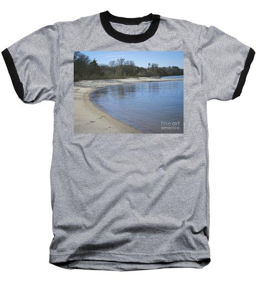 York River Baseball T-Shirt by Melissa Messick
