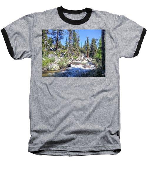 Yosemite Rough Ride Baseball T-Shirt