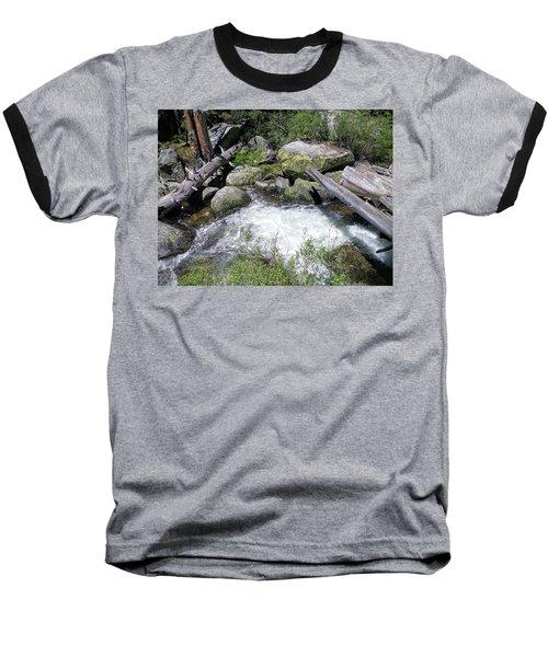 Yosemite Whitewater Baseball T-Shirt
