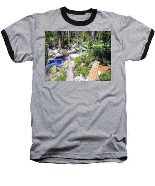 Yosemite 4 Baseball T-Shirt