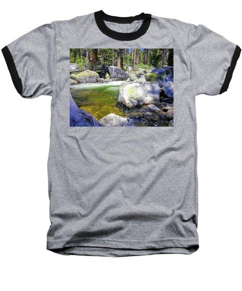 Yosemite Alive Baseball T-Shirt
