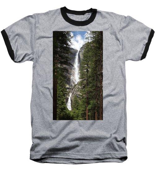 Yosemite Falls Baseball T-Shirt
