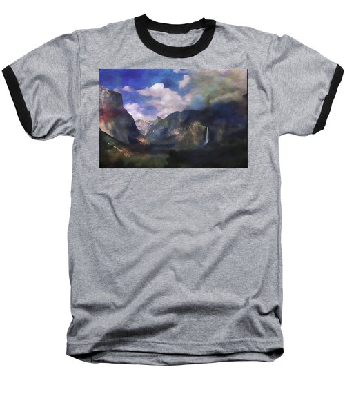 Yosemite H2o Color Baseball T-Shirt