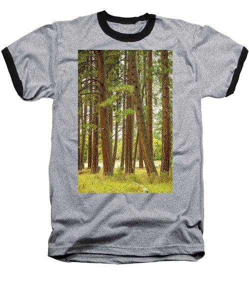 Baseball T-Shirt featuring the photograph Yosemite by Jim Mathis