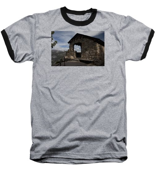 Yosemite Refuge Baseball T-Shirt by Ivete Basso Photography