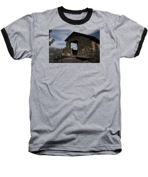 Yosemite Refuge Baseball T-Shirt