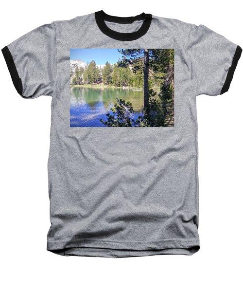 Yosemite Lake Baseball T-Shirt