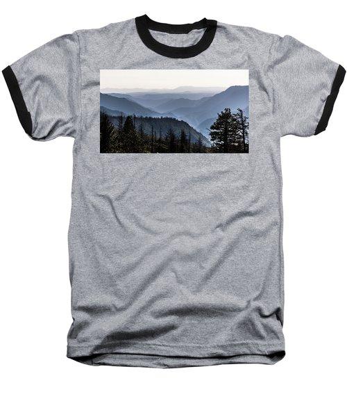 Yosemite View 27 Baseball T-Shirt