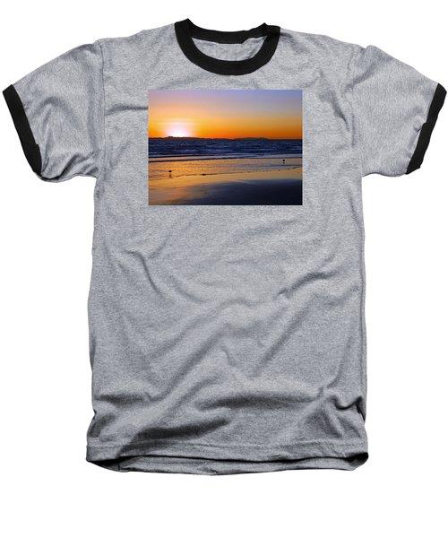 You And Me Baseball T-Shirt