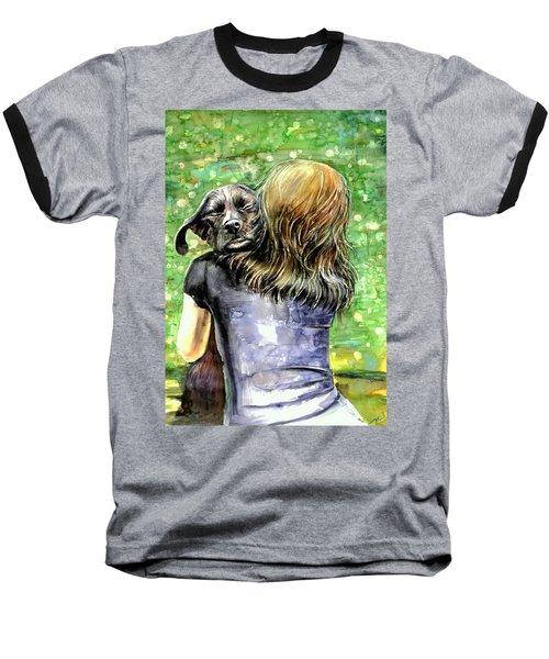 You Are Safe Baseball T-Shirt