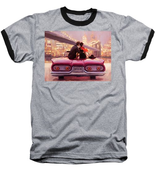 You Are The One Baseball T-Shirt