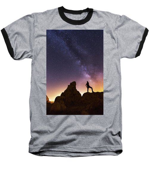You Cant Take The Sky From Me Baseball T-Shirt