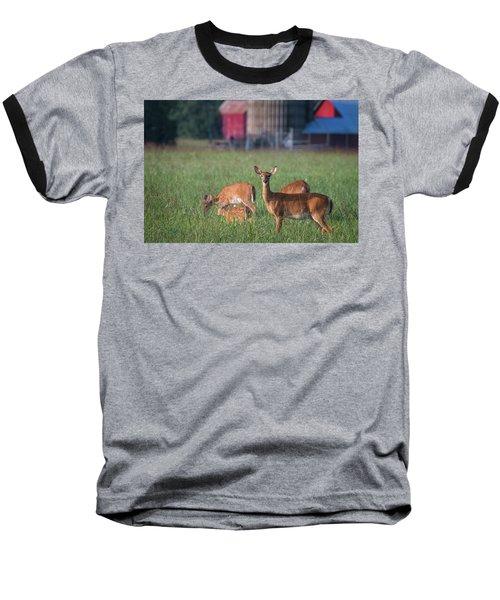 You Lookin' At Me? Baseball T-Shirt