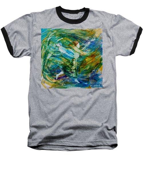 You Make Me Brave Baseball T-Shirt