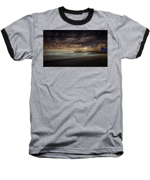 Enchanted Pier Baseball T-Shirt