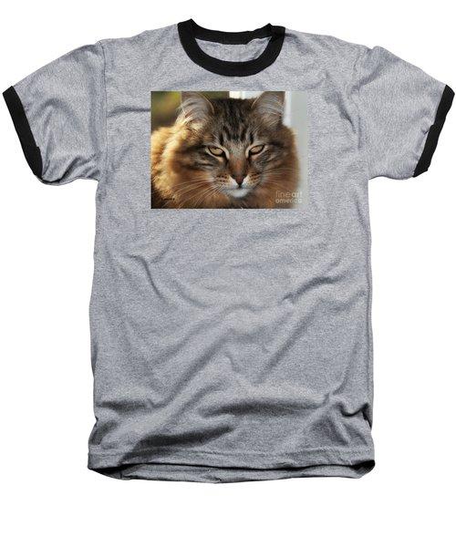 You Think Baseball T-Shirt by Shari Nees