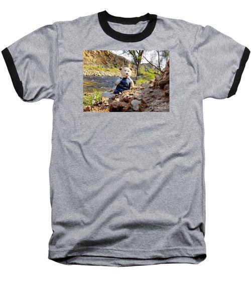 You Were Expecting Bigfoot Baseball T-Shirt