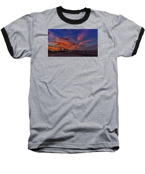 You'll Never Walk Alone Baseball T-Shirt