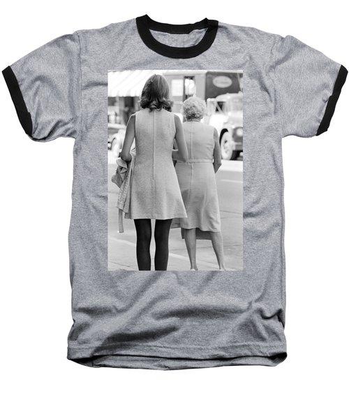 Young And Old Baseball T-Shirt