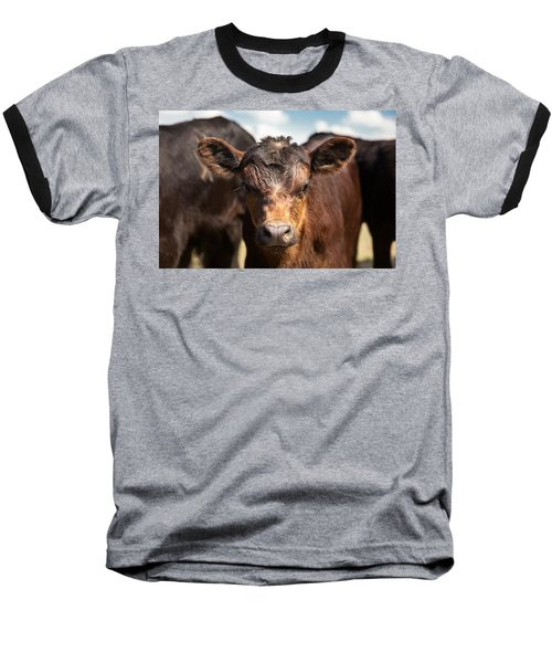 Young Angus Baseball T-Shirt