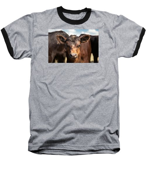 Young Angus Baseball T-Shirt