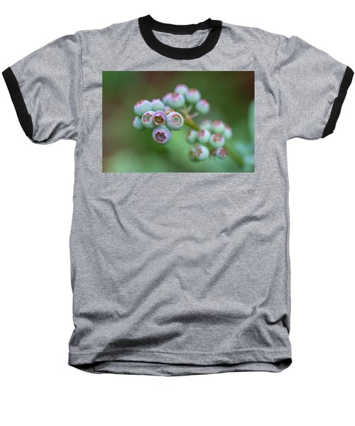 Young Blueberries Baseball T-Shirt