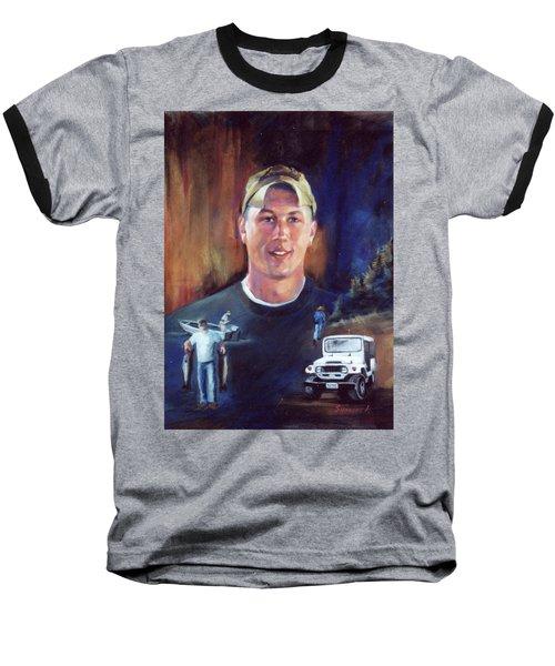 Young Boy Baseball T-Shirt