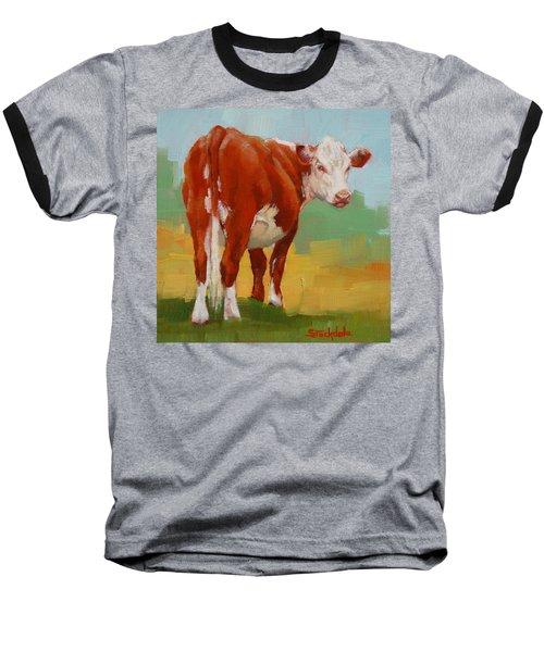 Young Cow Baseball T-Shirt