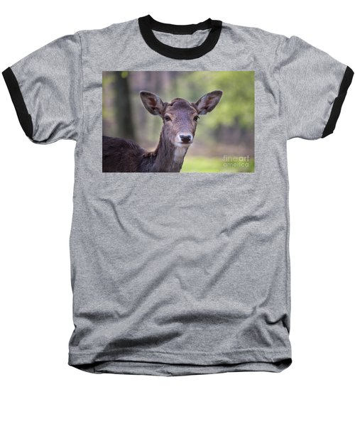 Young Deer Baseball T-Shirt