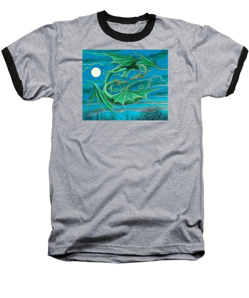 Young Dragons Frisk Baseball T-Shirt