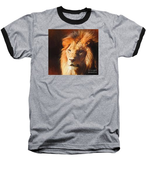 Young King Baseball T-Shirt by Suzanne Handel
